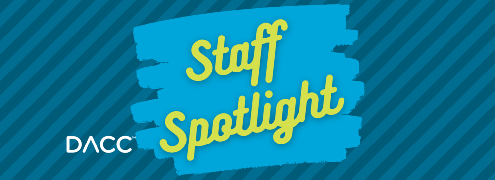 Staff Spotlight - Sean Anderson